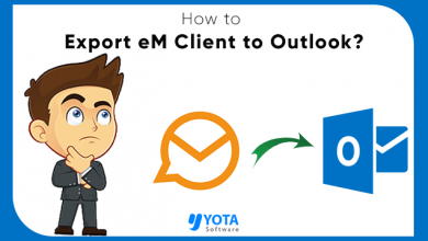 Photo of How to Export eM Client to Outlook Professionally?