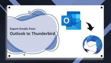 Photo of How to Export Outlook to Thunderbird with Attachments?