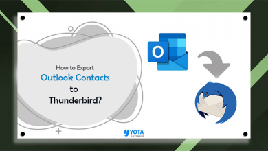 Photo of How to Export Outlook Contacts to Thunderbird Directly?