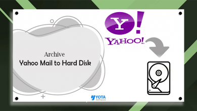Photo of How to Archive Yahoo Mail to Hard Disk along with Attachments?