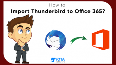 Photo of How to Migrate Thunderbird to Office 365 with Emails and Contacts?