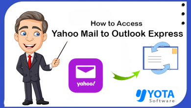 Photo of How to Export Emails from Yahoo to Outlook Express?