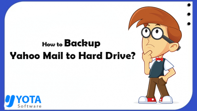 Photo of How to Backup Yahoo Mail to Hard Drive without Losing Data?
