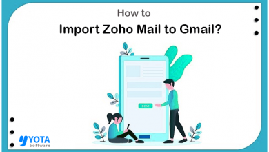 Photo of How to Transfer Zoho Mail to Gmail with Attachments?