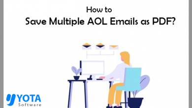 Photo of How to Save Multiple AOL Emails as PDF format with Attachments?