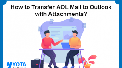 Photo of How to Transfer AOL Mail to Outlook with Attachments?