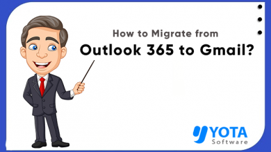 Photo of How to Migrate from Outlook 365 to Gmail? -Best Method