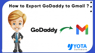 Photo of How to Export GoDaddy Email to Gmail/G Suite with Attachments?