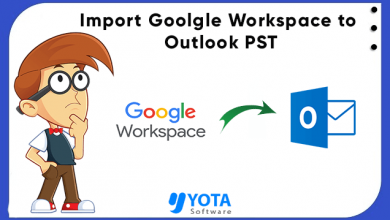 Photo of How to Import Google Workspace to PST Format – Best Solution