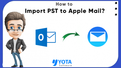 Photo of How to Import PST file to Apple Mail ?- Complete Solution