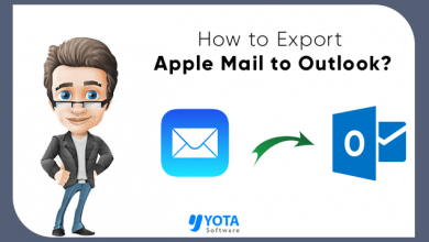 Photo of How to Export Apple Mail to Outlook along with Attachments?