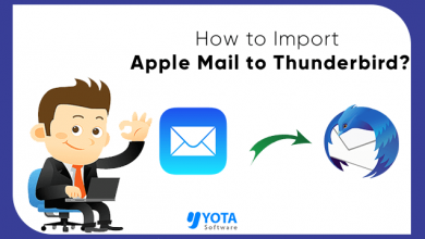 Photo of How to Import Apple Mail to Thunderbird? – Direct Solution