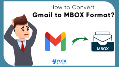 Photo of How to Convert Gmail to MBOX File Format along with Attachments?