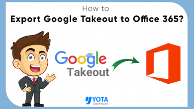 Photo of How to Export Google Takeout to Office 365 Account?