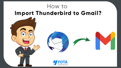 Photo of How to Import Thunderbird to Gmail with Emails and Contacts?