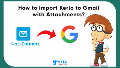 Photo of Kerio to Gmail Migration Tool – Import Email and Contact to Gmail