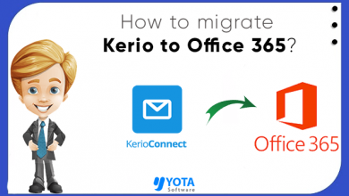Photo of How to Migrate Kerio to Office 365 along with Attachments?
