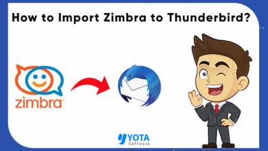 Photo of How to Import Zimbra to Thunderbird Account Directly?